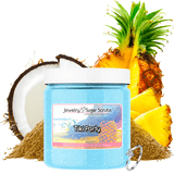 Tiki Party | Single Jewelry Sugar Scrub®-Jewelry Sugar Scrub®-The Official Website of Jewelry Candles - Find Jewelry In Candles!