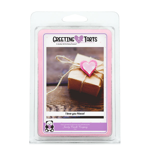 I Love You Niece! | Greeting Tart-Greeting Tarts-The Official Website of Jewelry Candles - Find Jewelry In Candles!
