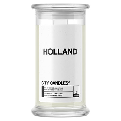 Holland City Candle