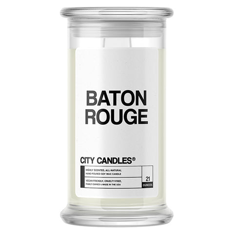 Baton Rouge City Candle