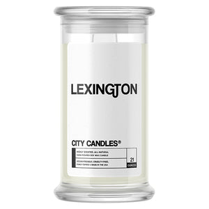 Lexington City Candle