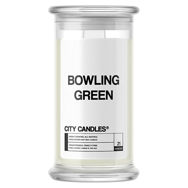 Bowling Green City Candle