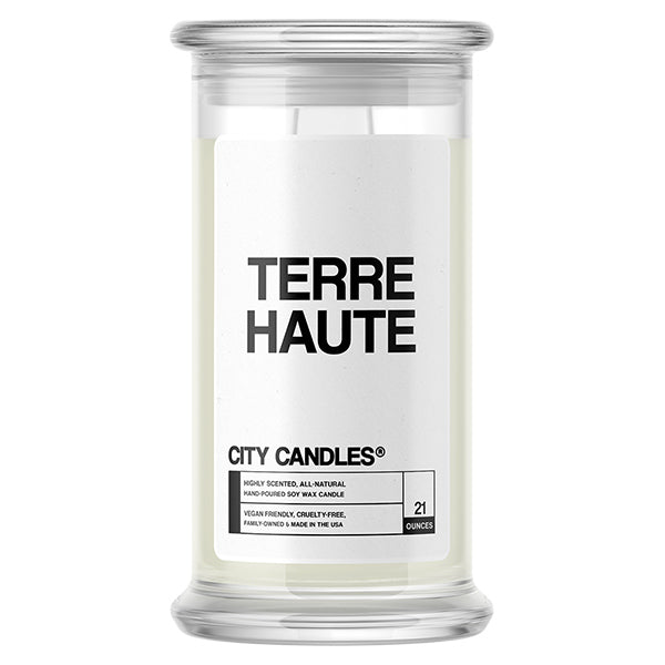 Terre Haute City Candle