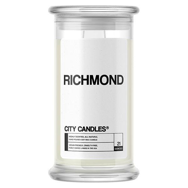 Richmond City Candle