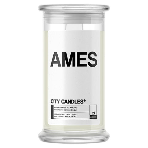 Ames City Candle