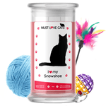 I Love My Snowshoe | Must Love Cats® Candle-Must Love Cats® Candle-The Official Website of Jewelry Candles - Find Jewelry In Candles!