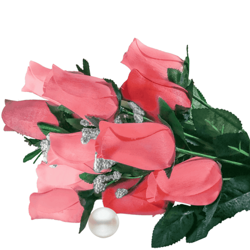 Peach Bouquet | Pearl Roses®