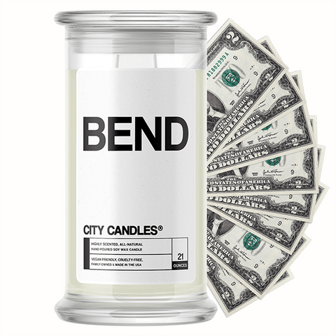 Bend City Cash Candle