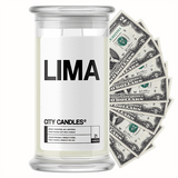 Lima City Cash Candle