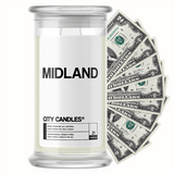 Midland City Cash Candle