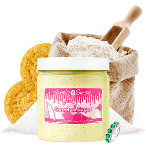 Sweet As Sugar | Jewelry Slime®-Jewelry Slime | A Jewelry Surprise In Every Jar of Slime-The Official Website of Jewelry Candles - Find Jewelry In Candles!