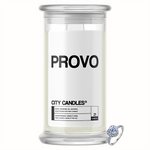 Provo City Jewelry Candle