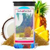 Tiki Party Jewelry Bath Bombs Twin Pack