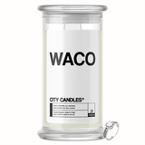 Waco City Jewelry Candle