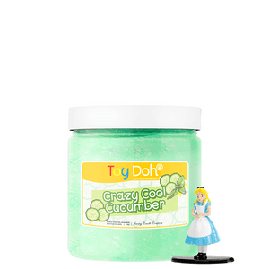 Crazy Cool Cucumber | Toy Doh®-Jewelry Candle Kids-The Official Website of Jewelry Candles - Find Jewelry In Candles!