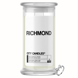 Richmond City Jewelry Candle