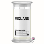 Midland City Jewelry Candle