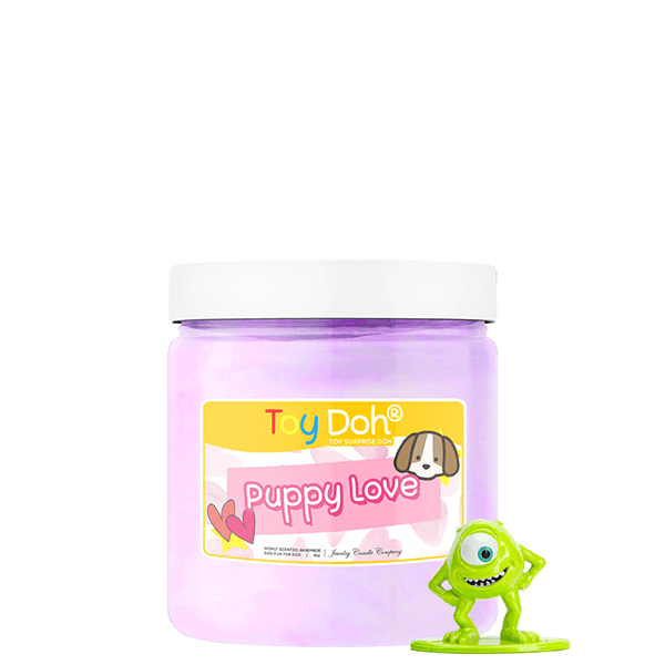 Puppy Love | Toy Doh®-Jewelry Candle Kids-The Official Website of Jewelry Candles - Find Jewelry In Candles!