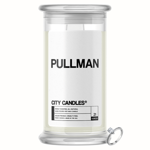 Pullman City Jewelry Candle