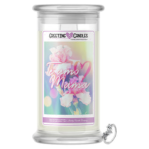 You've Gotta Dance Like There's Nobody Watching! | Jewelry Greeting Candle-Dance Like Nobody Is Watching Jewelry Greeting Candle-The Official Website of Jewelry Candles - Find Jewelry In Candles!