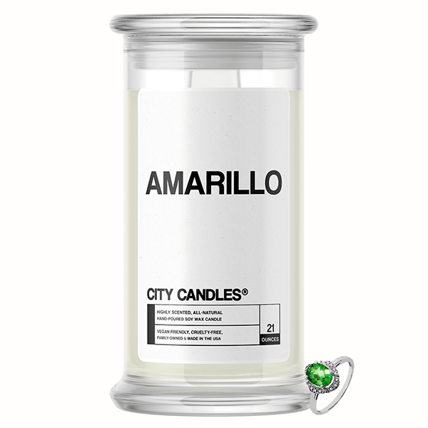 Amarillo | City Jewelry Candle®