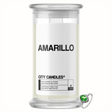 Amarillo City Jewelry Candle