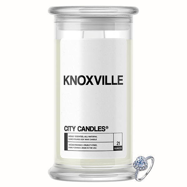 Knoxville City Jewelry Candle