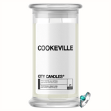 Cookeville City Jewelry Candle