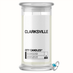 Clarksville City Jewelry Candle