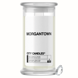 Morgantown City Jewelry Candle