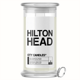 Hilton Head City Jewelry Candle