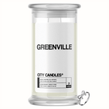 Greenville City Jewelry Candle