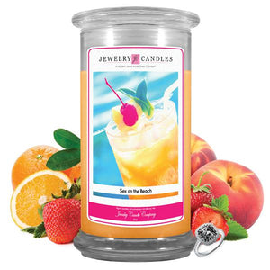 Sex On The Beach | Jewelry Candle®-Jewelry Candles®-The Official Website of Jewelry Candles - Find Jewelry In Candles!
