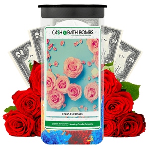 Sweet As Sugar | Single Bath Bomb®-Single Bath Bomb-The Official Website of Jewelry Candles - Find Jewelry In Candles!
