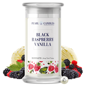 Black Raspberry Vanilla | Pearl Candle®-Pearl Candles®-The Official Website of Jewelry Candles - Find Jewelry In Candles!