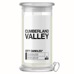 Cumberland Valley City Jewelry Candle