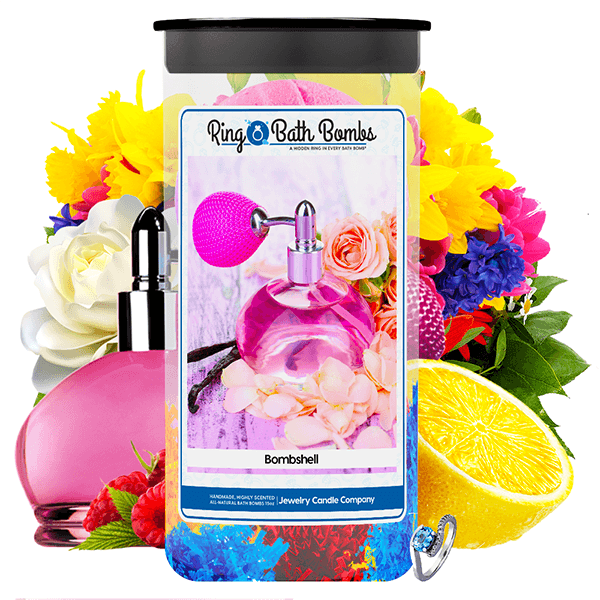 Bombshell Ring Bath Bombs Twin Pack