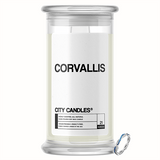 Corvallis City Jewelry Candle