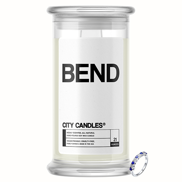 Bend City Jewelry Candle