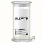 Stillwater City Jewelry Candle