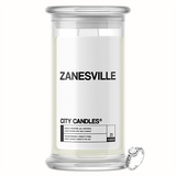 Zanesville City Jewelry Candle