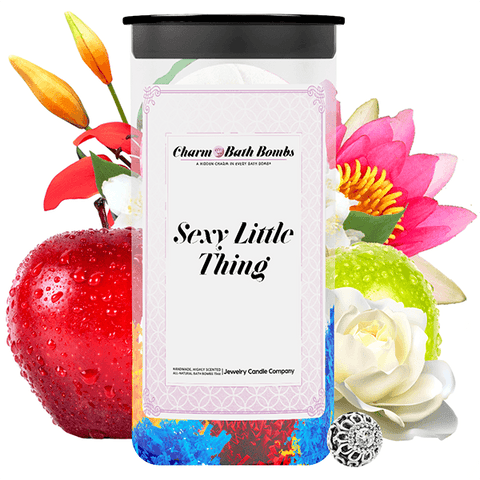 Sexy Little Thing Charm Bath Bombs Twin Pack