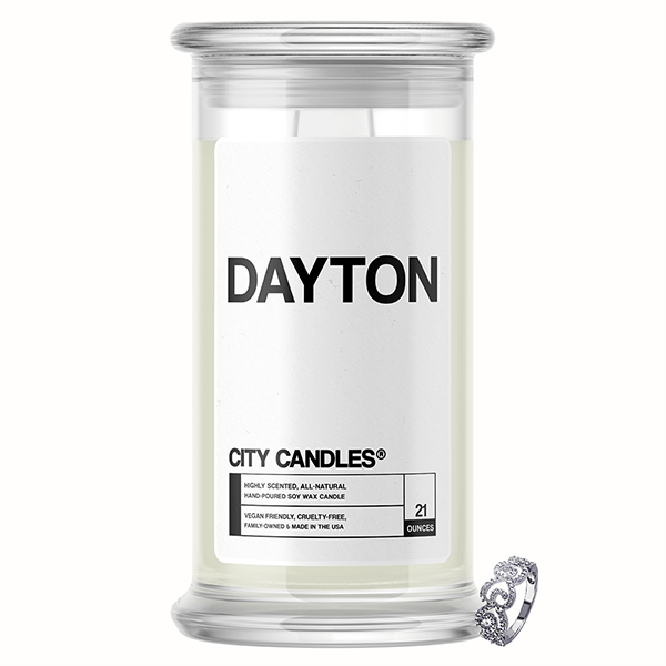 Dayton City Jewelry Candle