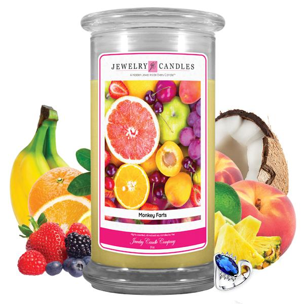 Z! Labella #1 - Scented Jewel Candle - No Card-The Official Website of Jewelry Candles - Find Jewelry In Candles!