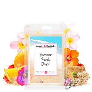 Summer Sands Beach Jewelry Wax Melt