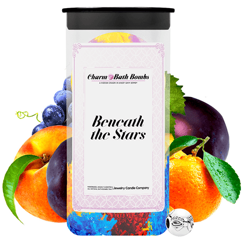 Beneath The Stars Charm Bath Bombs Twin Pack