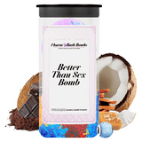 Better Than Sex Charm Bath Bombs Twin Pack