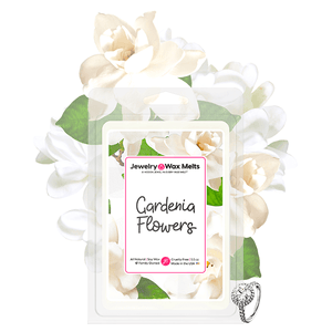 Gardenia Flowers Jewelry Wax Melt