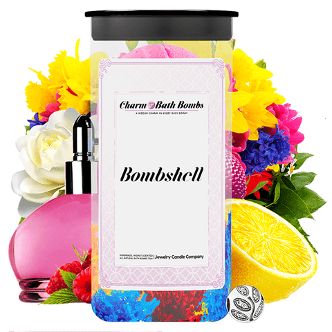 Bombshell Charm Bath Bombs Twin Pack