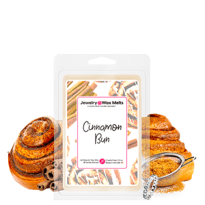 Cinnamon Bun Jewelry Wax Melt